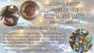 Cacao e musicoterapia - sattviclub 23022020